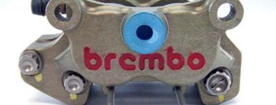 B2017 商品名: ブレンボ 削りリアキャリパー 4ピストン(Ф24)R
