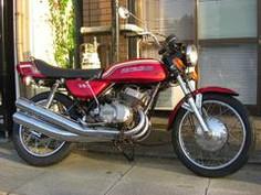 カワサキ 350SS 350cc