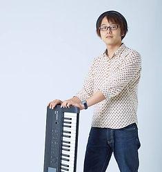 Keyboard ハナブサユウキ (Yuki Hanabusa)