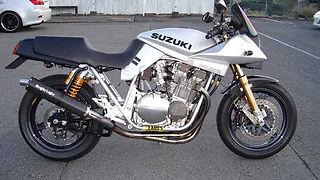SUZUKI カタナ1100.JPG