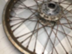 旧車 バイク レストア 小田原市