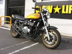 カワサキ ZEPHYR1100 ファイナル 1オーナー 1100cc