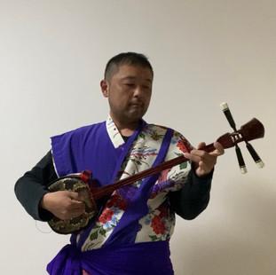 三線 新田開山