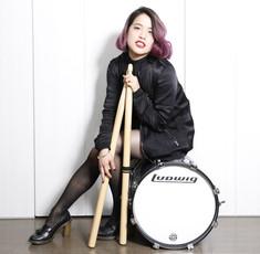 Drums 岡田真帆 (MahoOkada )