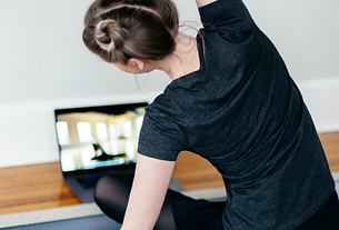 Stretch & Conditioning Online Session