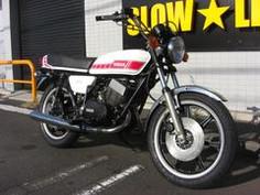 ヤマハ RD400 400cc