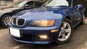 BMW BMW Z3ロードスター 2.2i ETC ハーフレザーシート掲載終了日:2020年05月04日