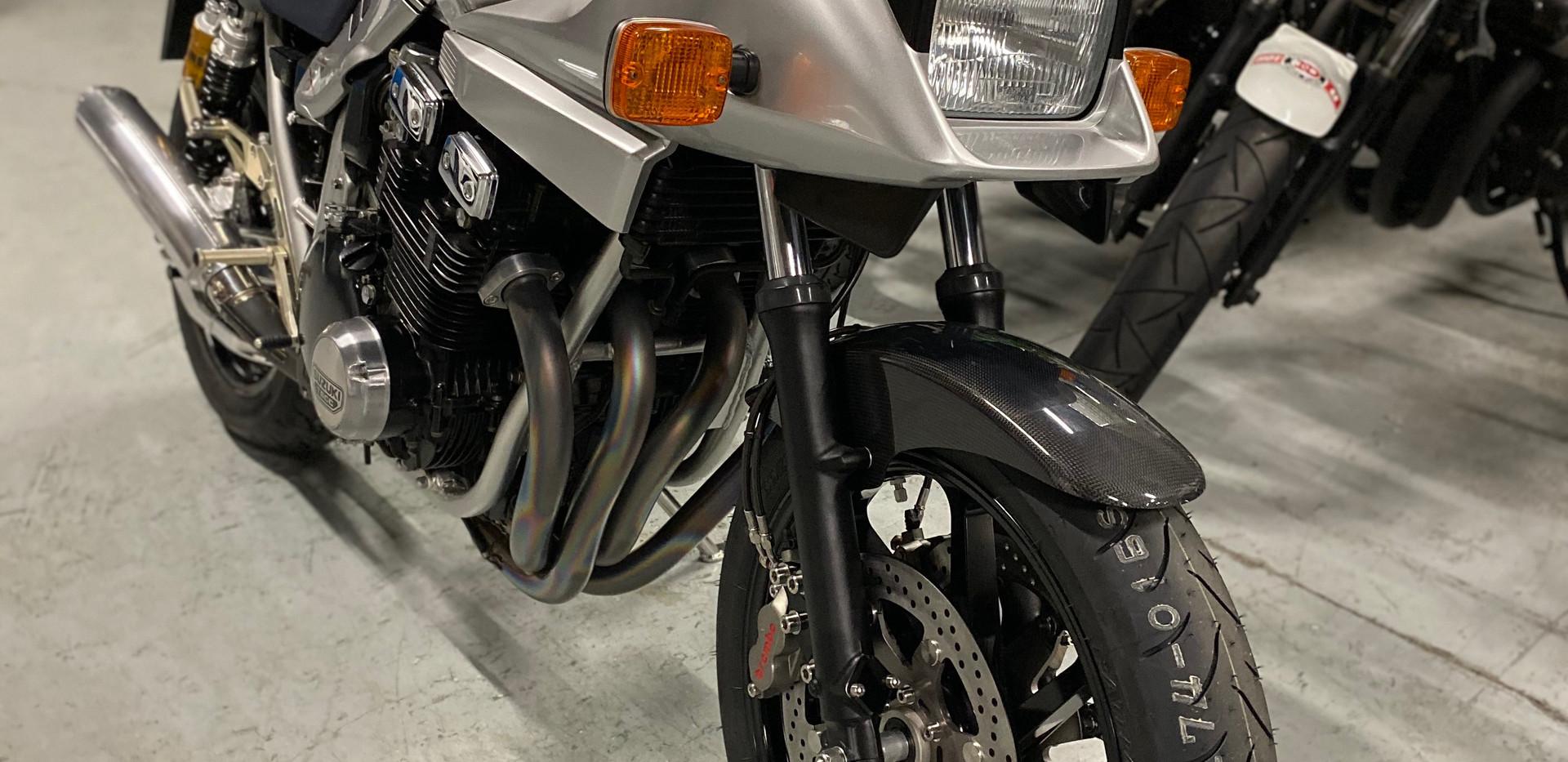 GSXカタナ1100ファイナルエディション