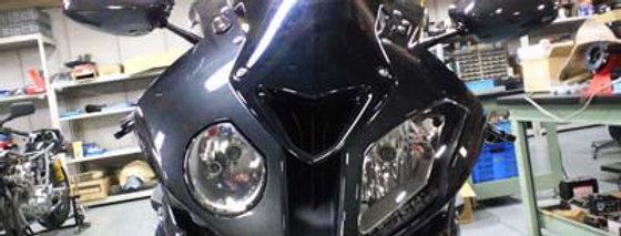 F1005 商品名: バックミラーコンバージョンキット(受注生産品)