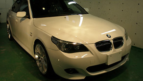 №8   ・BMW525ⅰ ・アークバリア21