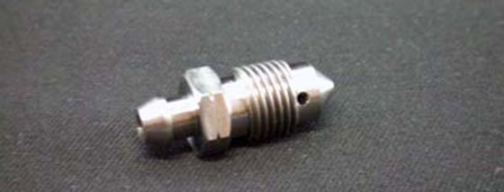 T1004 商品名: チタンブリーダーボルト1本(ブレンボ用)