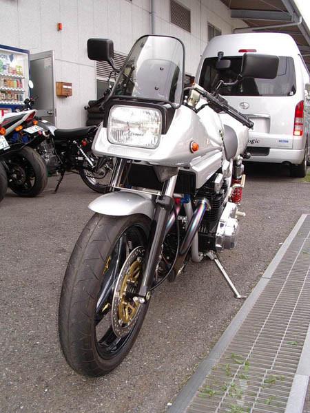 SUZUKI カタナ1100S 5.JPG