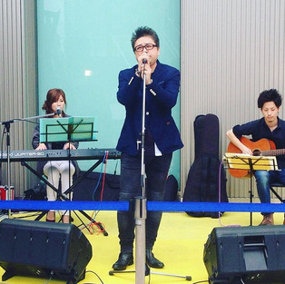 MUSICLAPPER!ライブの写真を沢山頂きました〜♫ ありがとうございます(^ー^)ノ__pure side love by Shiro Nozoe_[support]_Gt.難波大介_Key.jpg
