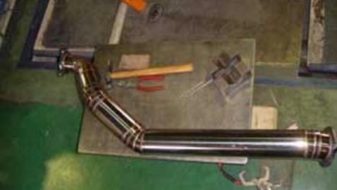 日産スカイラインR30 マフラー製作.png