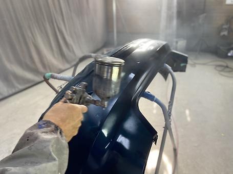 キズ凹み修理・鈑金塗装・事故車修理 相模原市