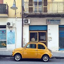 イタリア車 輸入販売