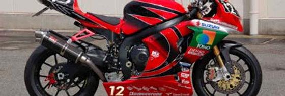 P1002 ベースマシン: GSX-R1000 K9
