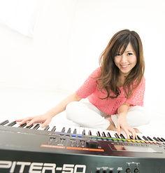 Piano,Keyboard, 津村友華 (YukaTsumura )