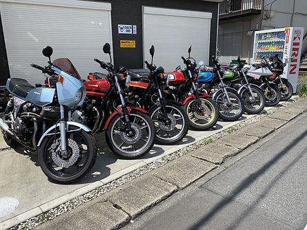 カワサキバイク販売 逆輸入 神奈川 愛川町