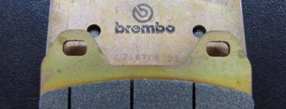 B2009 商品名: ブレンボ レーシングパット Z-04(ブレンボキャリパー用)販売価格: 2枚セット