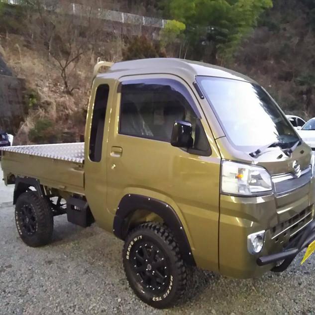 軽トラック カスタム