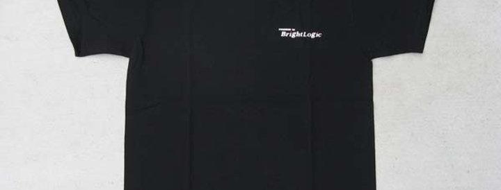 G1002 商品名:T-シャツ(Black)