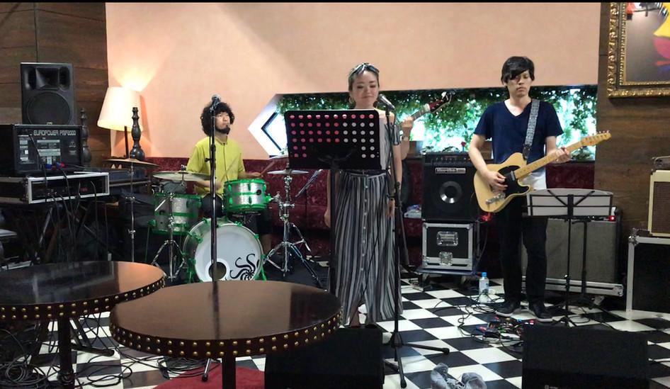 MUSIC FRONT バンド派遣 HP 様 イベントパーティー