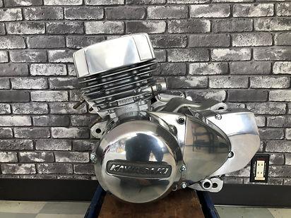 バイク エンジン レストア 小田原市