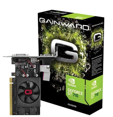 TARJETA VIDEO GPU NVIDIA GeForce GT 710