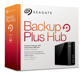 DISCO DURO USB 3.5 10TB 3.0 EXT. SEAGATE BACKUP PLUS HUB STEL10000400