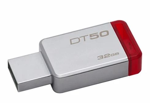 Memoria Usb 3.0 32GB Kingston (Dt100G3/32GB) Black