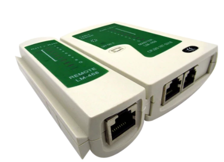 Tester Rj45 Para Cables Utp Cat5E Y Cat6 Xue