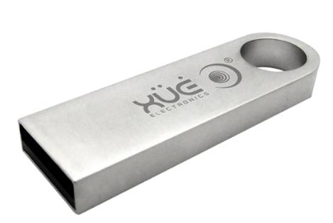 Memoria Usb 2.0 32GB Metal Chip Sandisk Xue Xu2-32