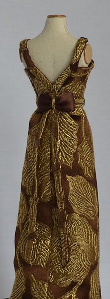 Vintage bronze leaf dress.jpg