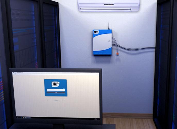 server room temperature controller