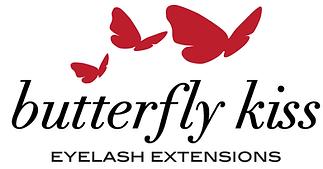 buttefly kiss eyelash extensions