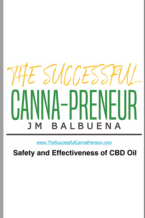 Safety and Effectiveness of CBD Oil