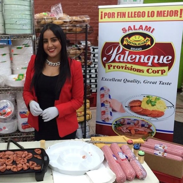 #tbt Palenque Provisions promotional campaign in Massachusetts