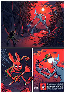 Weirdogs - Sample Page