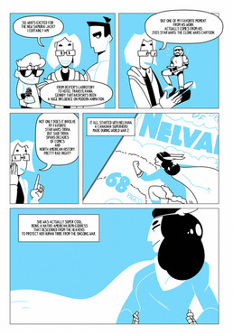 Tartakovsky Comic - Page 2
