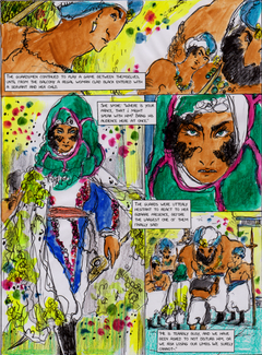 Through the Sands and the Kingdoms - Page 3