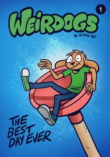 Weirdogs - Cover