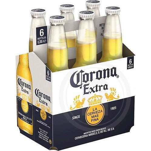 6-Pack Corona Extra Mexico 4,5%