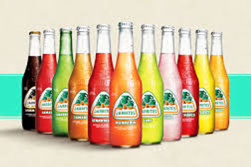Six-Pack Jarritos Autentisk Mexicansk Soda