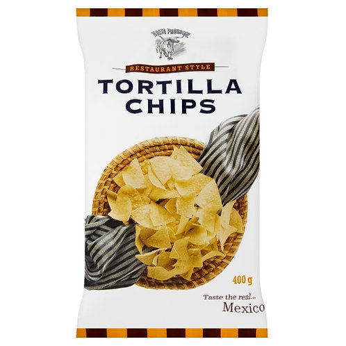 Masa Chips Restaurant Style Natural & Salt Gourmet Tortilla Chips