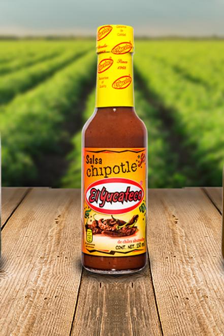 Salsa Chipotle El Yucateco 150ml