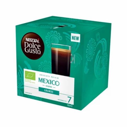 Mexico Grande - Nescafé DolceGusto Kapsler