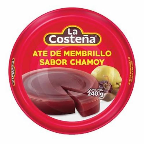 Até de Chamoy con Membrillo La Costeña 240 g