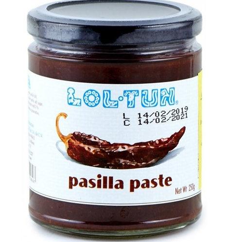 250g Chile Pasilla Paste / Pasta de Chile Pasilla