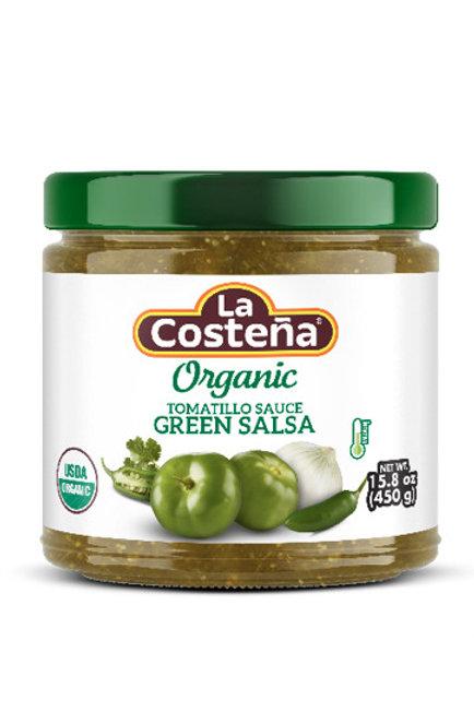Salsa Verde Organica - La Costeña